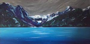 Lake Louise 36x72
